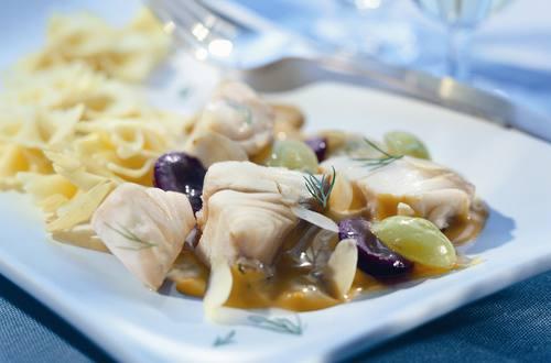 Knorr - Nudeln mit Seelachsfilet