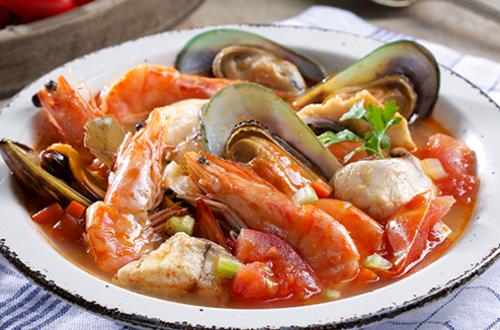西班牙滿貫魚湯