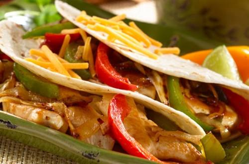 Knorr Chicken Fajitas