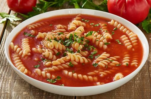 Heerlijke tomatensoep