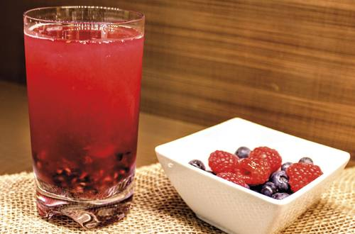 Berry Chill Out