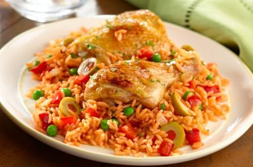 Arroz con Pollo Caribeño
