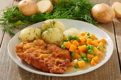 Knorr - Paniertes Schnitzel