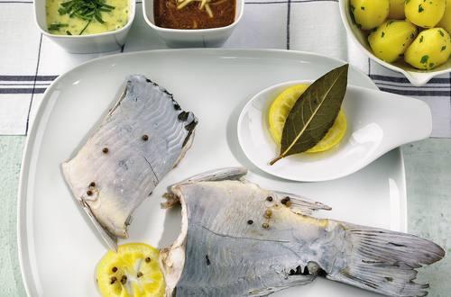 Knorr - Karpfen blau