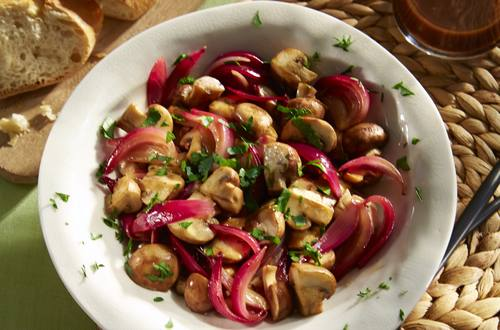 Knorr - Champignon Zwiebel Gemüse