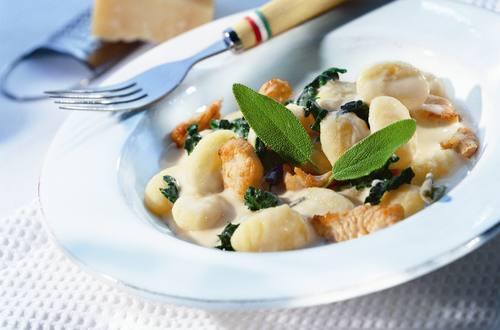 Knorr - Spinat-Gnocchi