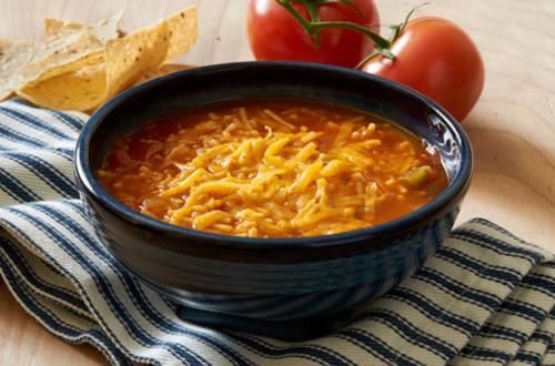 Quickest Tortilla Soup