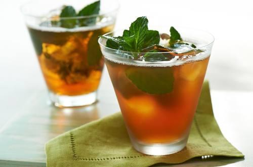 Mega Mint Iced Tea
