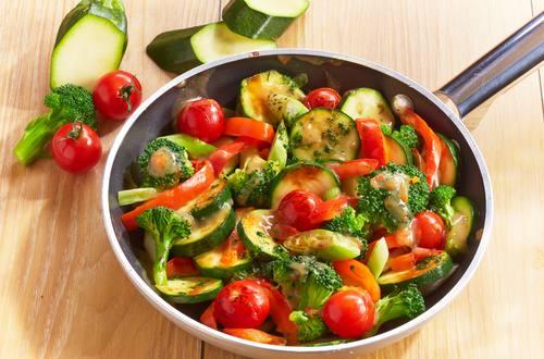 Knorr - Gemüsepfanne