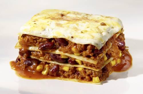 Knorr - Mexikanische Lasagne