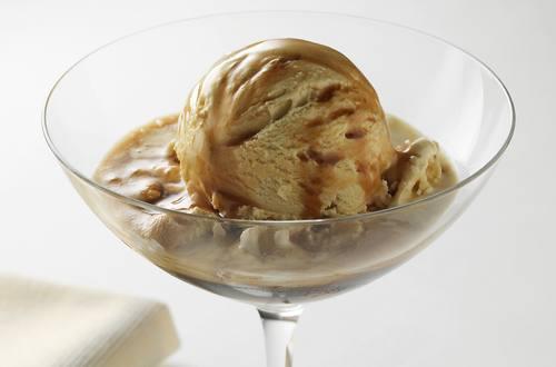 Vanilla Caramel Sundae