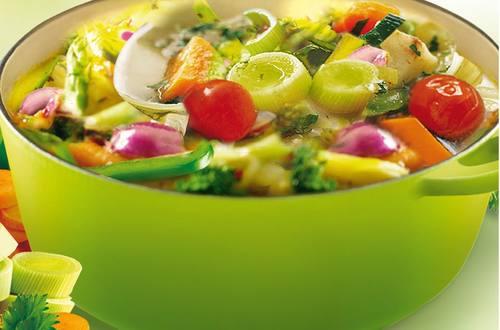Gemüsepfanne