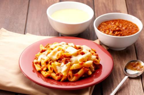 Tomato Cream Penne Recipe