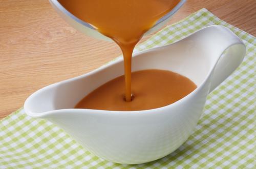 Honig-Senf-Soße