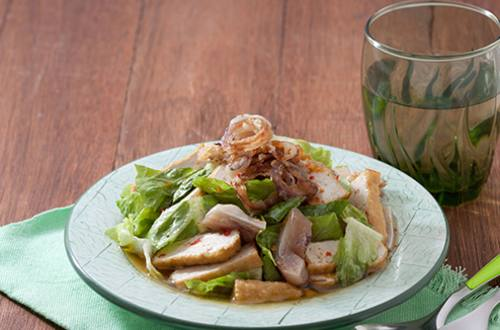 Tokwa't Baboy Salad Recipe