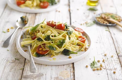 Knorr - Tagliatelle Spinat Pasta