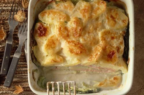 Knorr - Kartoffel-Wirsing-Lasagne