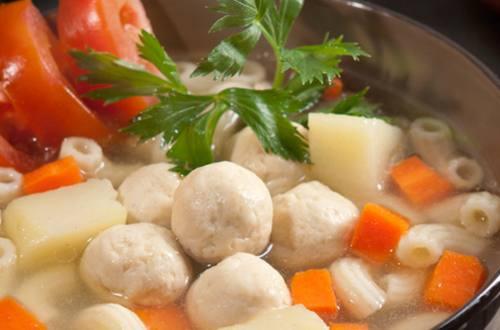 Resep Sup Ayam Macaroni