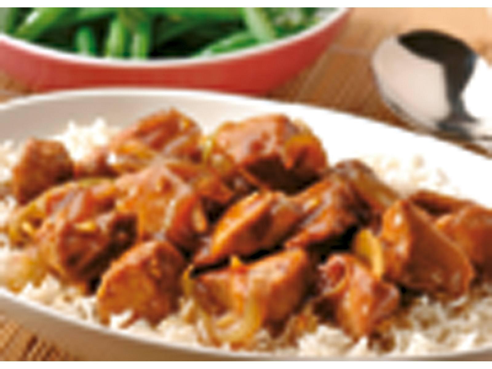 Babi ketjap Chinees Indisch varkensvlees met ketjapsaus