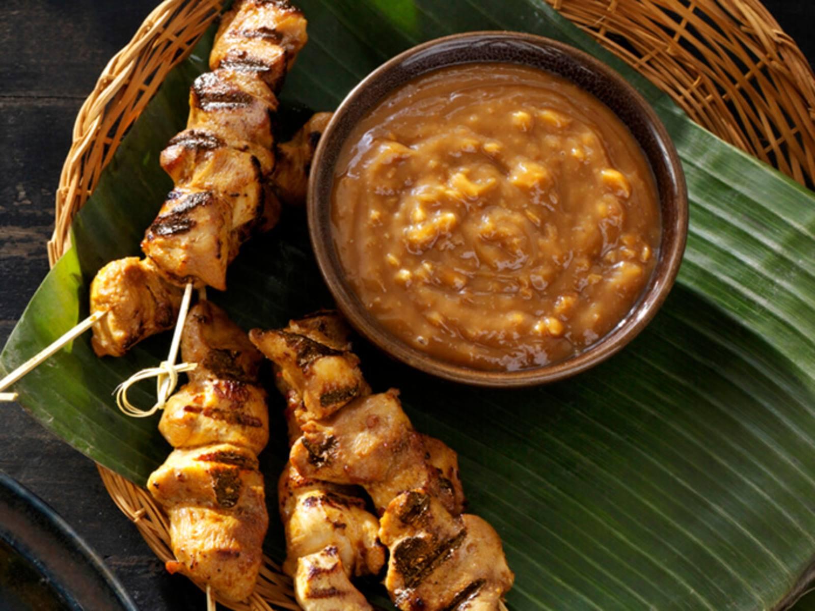 Sate Ayam Kipsaté