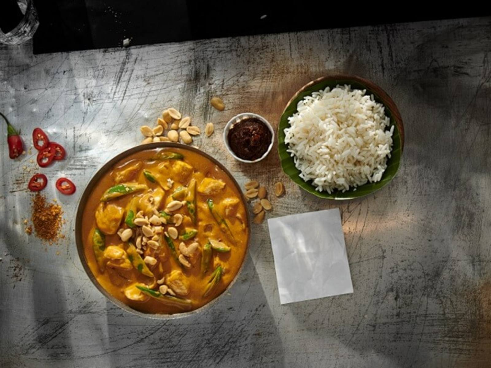 Penang Curry Street Food