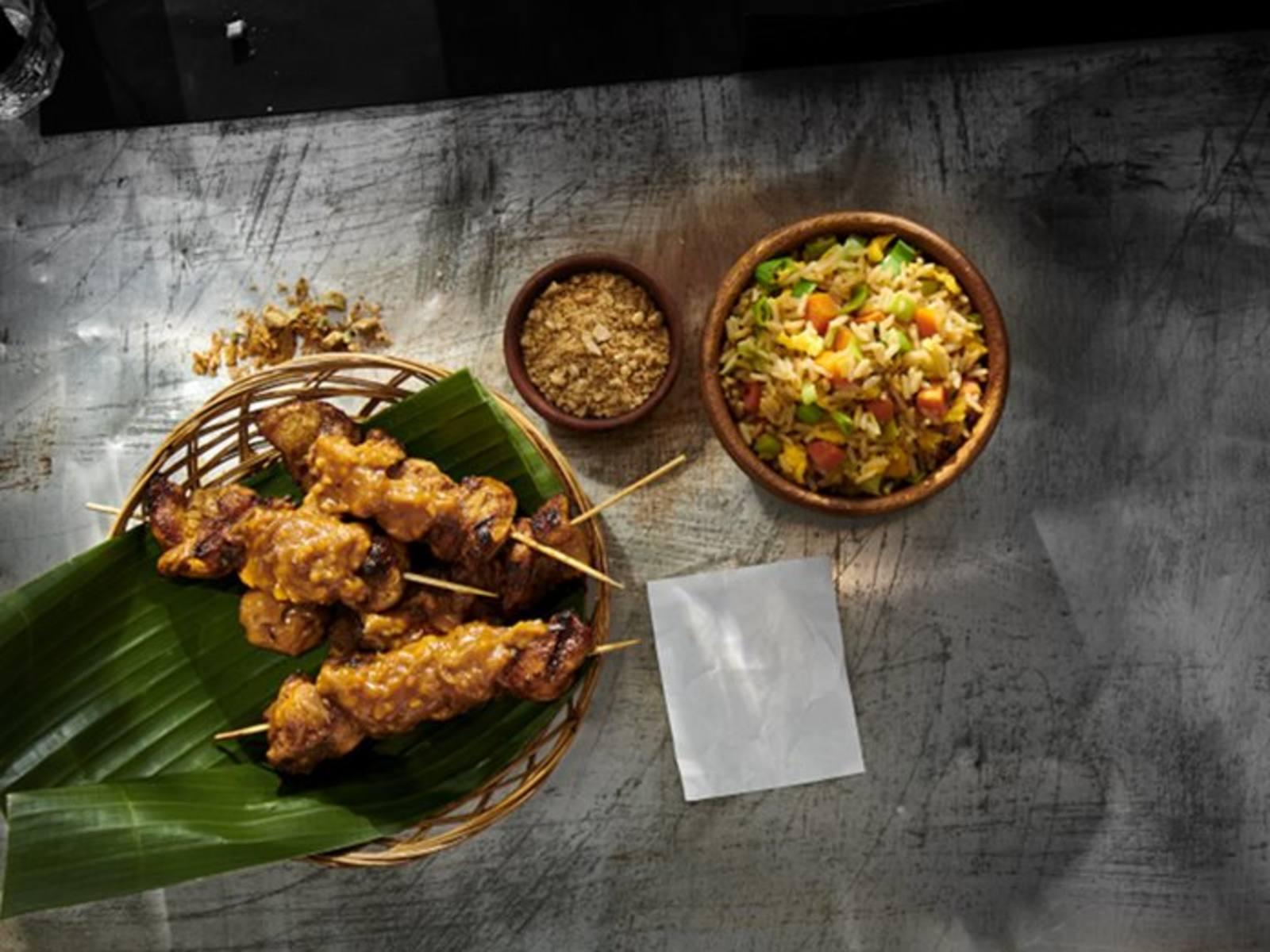 Sate Ayam Street Food