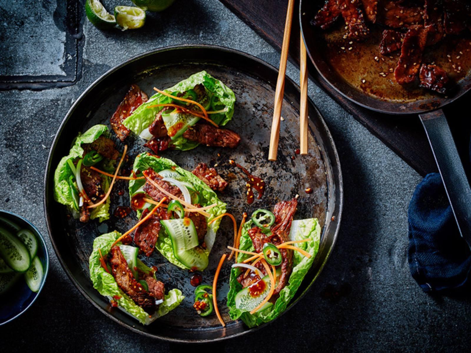 Beef Bulgogi Koreaans Rundvlees
