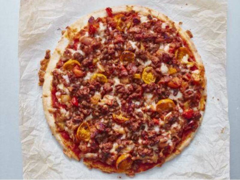 Magic Mince Pizza - Smoked Mince & Red Pepper