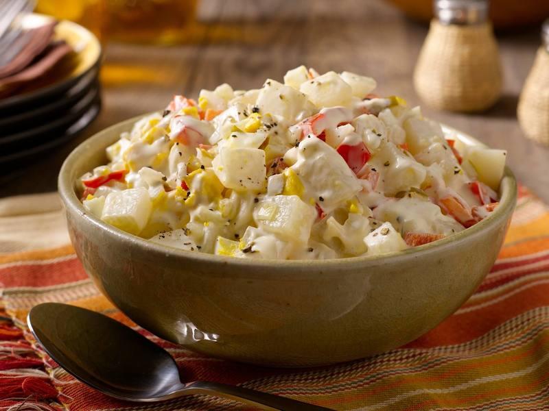 Hellmann's Potato Salad Recipe For 50