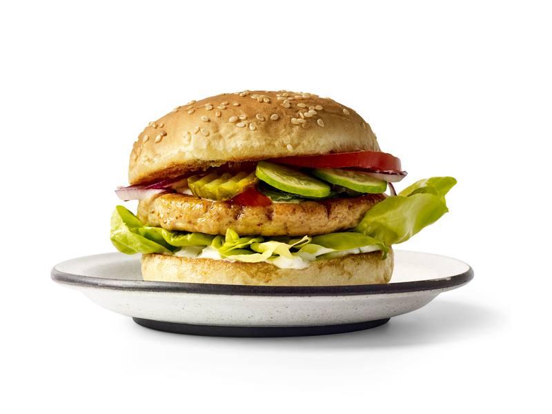 Classic Chicken Style Burger Recipe