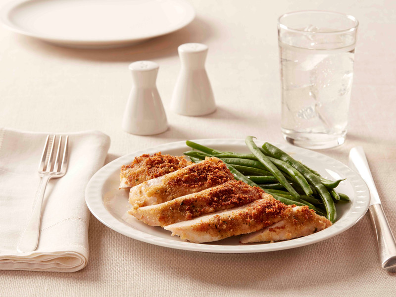 Parmesan Crusted Chicken Recipe Hellmanns Us