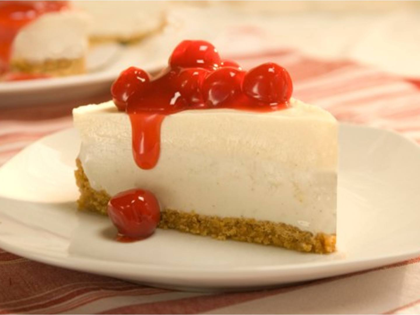 Breyers Cherry Cheesecake