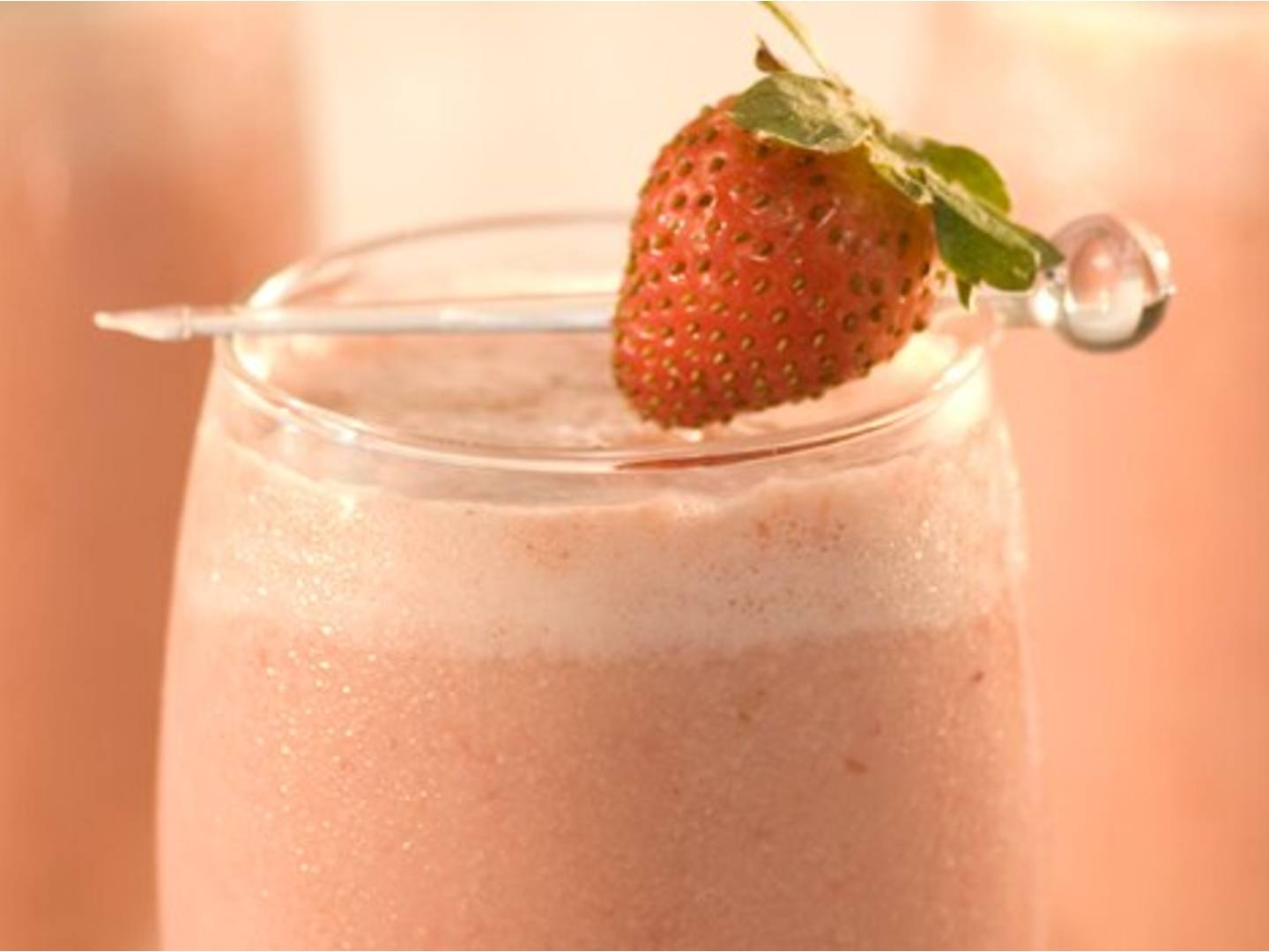 Smoothies aux Thés de Fruits
