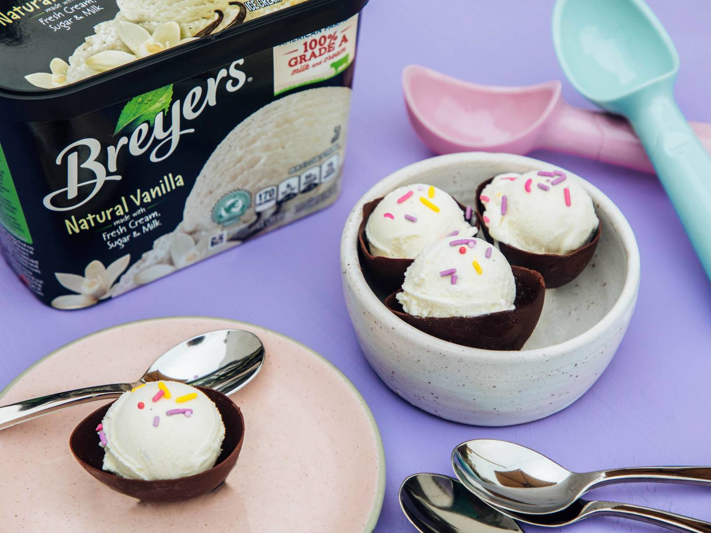 Chocolate Easter Egg Cups Recipe