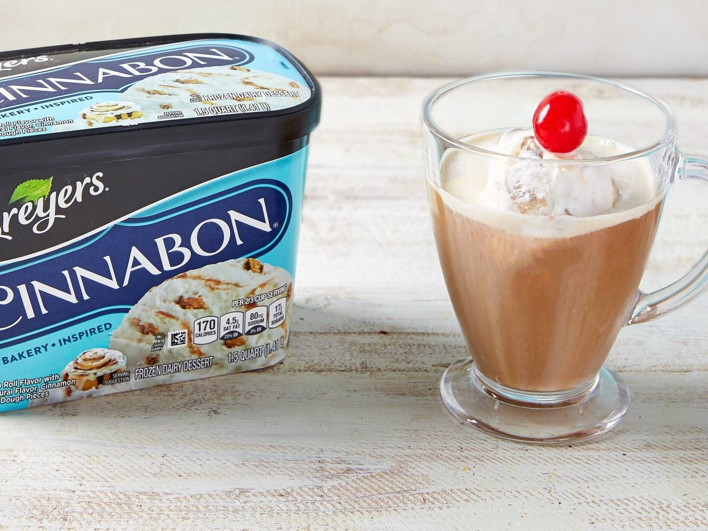 CINNABON® Affogato (Coffee Treat)