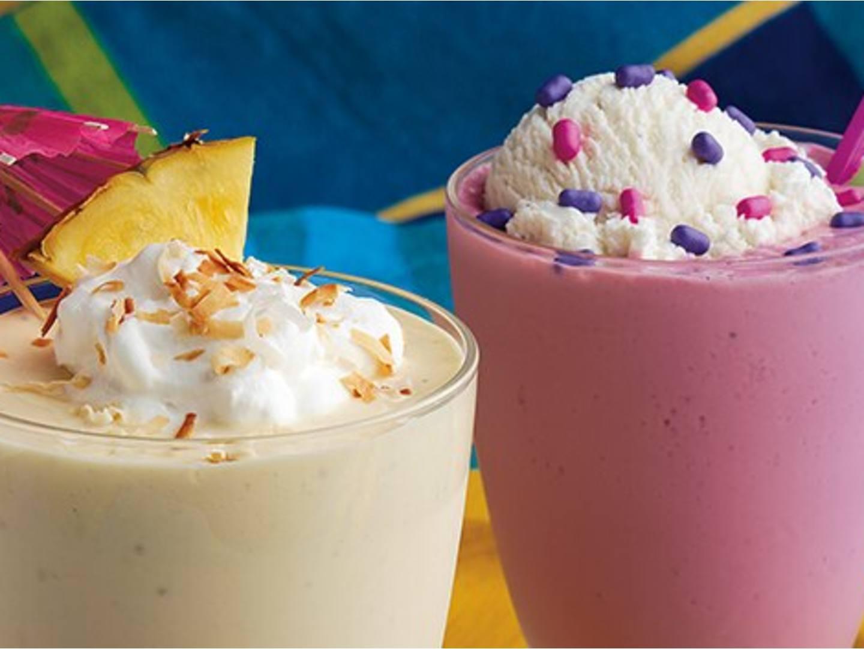 Milk-Shake Waikiki Délirant