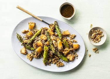 Knorr - Spargelsalat mit Quinoa