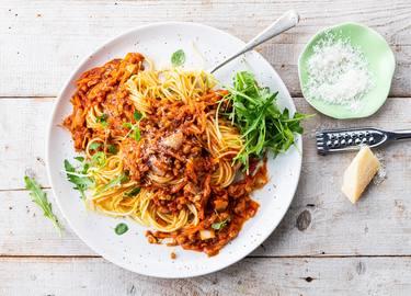 Knorr - Bolognaise aux lentilles et aux légumes