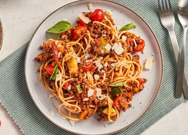 Linzen Spaghetti