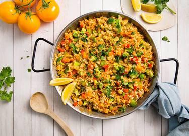 Knorr - Vegetarische Paella