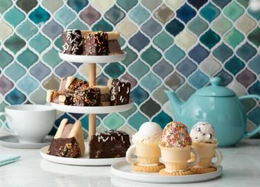 Ice Cream Tea Party Recipes
