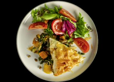 Veggie Pie Plate