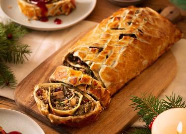Knorr - Veganer Weihnachts Wellington