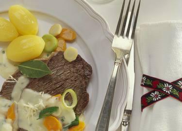 Knorr - Tafelspitz mit Semmelkren