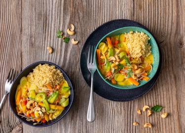 Knorr - Veganes Gemüse Curry
