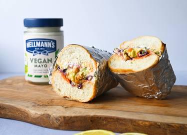 Hellmann's Vegan Sandwich