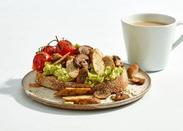 Little Willies Avocado Brunch Mash Up