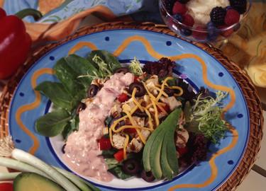 Mexicali Chicken Salad