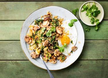 Knorr - Nasi mit Naturreis