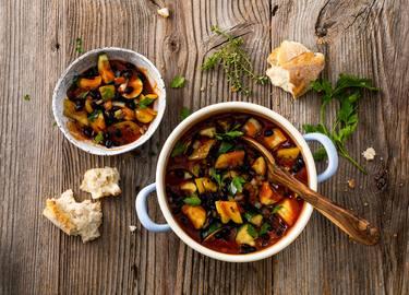 Knorr - Goulasch aux légumes végane